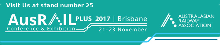 AusRAIL PLUS 2017 event